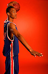 Anthony Randolph (4) on August 31, 2006 in New York, New York.  Randolph currently attends Woodrow Wilson High School and will play for LSU in the fall of 2007.  Randolph was in town for the Elite 24 Hoops Classic, which brought together the top 24 high school basketball players in the country regardless of class or sneaker affiliation.