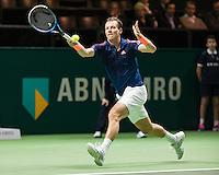 ABN AMRO World Tennis Tournament, Rotterdam, The Netherlands, 16 Februari, 2017, Tomas Berdych (CZE)<br /> Photo: Henk Koster