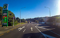 State Highway One, Mana at 9am, Wednesday during lockdown for the COVID-19 pandemic in Wellington, New Zealand on Wednesday, 29 April 2020. Photo: Dave Lintott / lintottphoto.co.nz