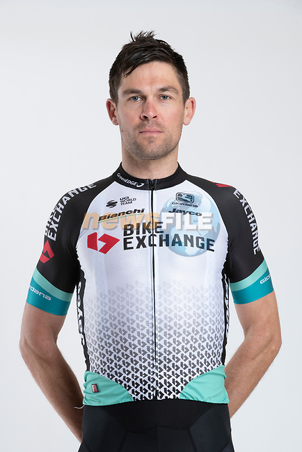 Jack Bauer (NZL) Team BikeExchange men's squad potrait, Spain. 22nd January 2021.<br /> Picture: Sara Cavallini/GreenEDGE Cycling | Cyclefile<br /> <br /> All photos usage must carry mandatory copyright credit (© Cyclefile | Sara Cavallini/GreenEDGE Cycling)