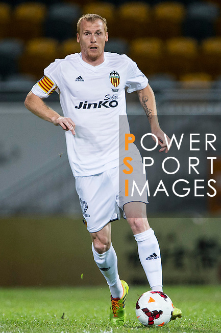 Jeremy Mathieu of Valencia CF during LFP World Challenge 2014 between Valencia CF vs BC Rangers FC on May 28, 2014 at the Mongkok Stadium in Hong Kong, China. Photo by Victor Fraile / Power Sport Images