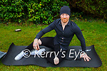 James Linnane Killarney who participated in the remote virtual Big Christmas Sleep out for Novas Homeless services