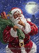 Marcello, CHRISTMAS SANTA, SNOWMAN, WEIHNACHTSMÄNNER, SCHNEEMÄNNER, PAPÁ NOEL, MUÑECOS DE NIEVE, paintings+++++,ITMCXM1319A,#x# ,Afro American