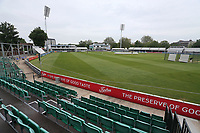 General view of the ground ahead of Essex CCC vs Nottinghamshire CCC, LV Insurance County Championship Group 1 Cricket at The Cloudfm County Ground on 4th June 2021