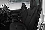 Front seat view of 2018 Toyota Prius Two 5 Door Hatchback Front Seat  car photos