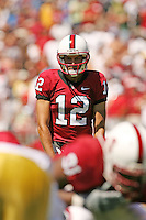 1 September 2007: Derek Belch during Stanford's 45-17 loss to the UCLA Bruins at Stanford Stadium in Stanford, CA.