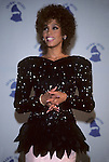 Whitney Houston at 1987 Grammy Awards