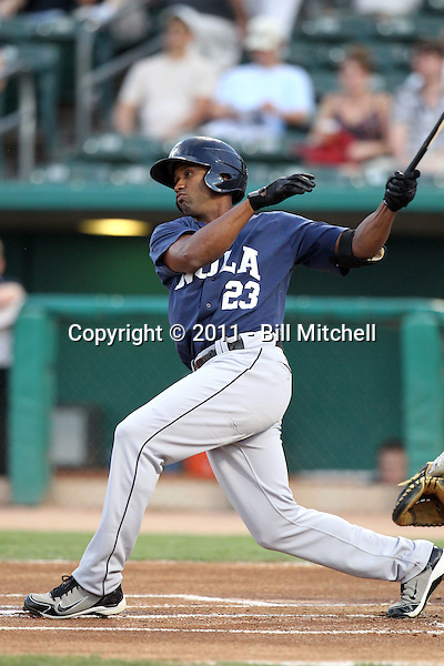 Jorge Padilla - New Orleans Zephyrs - 2011 Pacific Coast League.Photo by Bill Mitchell