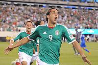 Mexico vs Guatemala, June 18, 2011