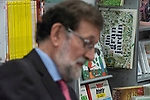 """The former president of the government, Mariano Rajoy, in the presentation of the book """"Cada dia tiene su afan"""" by former minister Jorge Fernandez Diaz.<br /> October 10, 2019. <br /> (ALTERPHOTOS/David Jar)"""