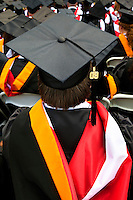 Belmont Abbey College Graduation 2009 in Belmont North Carolina, near Charlotte, NC