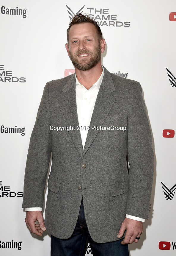 LOS ANGELES - DECEMBER 6: Rob Weithoff attends the 2018 Game Awards at the Microsoft Theater on December 6, 2018 in Los Angeles, California. (Photo by Scott Kirkland/PictureGroup)