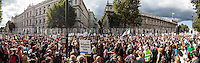 """12.09.2015 - """"Solidarity with Refugees"""" - March & Rally in London #RefugeesWelcome"""