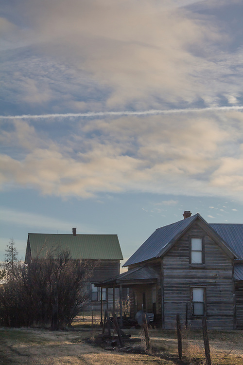 Oregon, Eastern Oregon, Morrow County, Hardman, turn of the century architecture, historic buildings, dryland wheat country, Oregon road trip, Eastern Oregon backroads, Highway 205, Winter, February 9 2018, Pacific Northwest, USA,