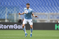 Wesley Hoedt of SS Lazio during the Serie A football match between SS Lazio and Genoa CFC at Olimpico Stadium in Roma (Italy), May 2th, 2021. Photo Antonietta Baldassarre / Insidefoto
