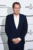 LONDON, UK. October 16, 2019: Tom Parker Bowles arriving for the Esquire Townhouse 2019 launch party, London.<br /> Picture: Steve Vas/Featureflash