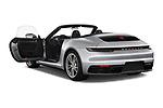 Car images of 2021 Porsche 911 Carrera 2 Door Convertible Doors