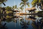 Swimming pool, Kona Village, Hawaii