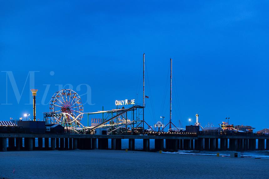 Ferris Wheel, Atlantic City, New Jersey, USA