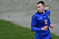 Federico Bernardeschi of Italy reacts during the friendly football match between Italy and Estonia at Artemio Franchi Stadium in Firenze (Italy), November, 11th 2020. Photo Andrea Staccioli/ Insidefoto