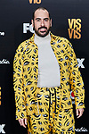Alberto Velasco attends to Vis a Vis season 4 premiere at Callao City Lights cinema in Madrid, Spain. November 29, 2018. (ALTERPHOTOS/A. Perez Meca)