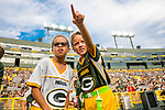 Green Bay Packers Family Night presented by Bellin Health at Lambeau Field in Green Bay , Wis., on August 4, 2018.