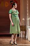"""Marta Molina during theater play of """"Una gata sobre un tejado de Cinc caliente"""" at Reina Victoria theater in Madrid, Spain. March 15, 2017. (ALTERPHOTOS/BorjaB.Hojas)"""