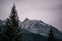 'Dolomiti'<br /> <br /> stage 15: Tolmezzo – Sappada (176 km)<br /> 101th Giro d'Italia 2018