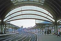 York: York Station, 1878. Thomas Prossler. Photo '87.