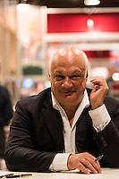 Emmanuel Schmitt<br /> <br />  at montreal book fair, November 2015,<br /> <br /> <br /> PHOTO : Philippe Manh Nguyen - Agence Quebec Presse