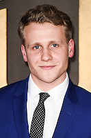 "Josh Dylan<br /> at the ""Allied"" UK premiere, Odeon Leicester Square, London.<br /> <br /> <br /> ©Ash Knotek  D3202  21/11/2016"