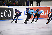 SCHAATSEN: HEERENVEEN: 04-12-2020, IJsstadion Thialf, Shorttrack, Invitation Cup, ©foto Martin de Jong