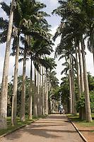 Aburi Botanical Garden, Aburi, Ghana