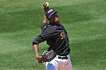 17 April 2010: Aroldis Chapman, the Cuban left-handed sensation recorded only one strikeout but wowed with his velocity ,although his 102 mph fastball wasn't enough to prevent the Louisville Bats from falling 3-1 to Columbus at Louisville Slugger Field in Louisville, Kentucky.