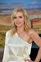 """LOS ANGELES, USA. October 08, 2019: Rhea Seehorn at the premiere of """"El Camino: A Breaking Bad Movie"""" at the Regency Village Theatre.<br /> Picture: Paul Smith/Featureflash"""