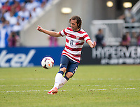 Mix Diskerud.  The United States defeated El Salvador, 5-1, during the quarterfinals of the CONCACAF Gold Cup at M&T Bank Stadium in Baltimore, MD.
