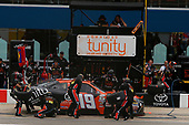 NASCAR XFINITY Series<br /> Irish Hills 250<br /> Michigan International Speedway, Brooklyn, MI USA<br /> Saturday 17th June 2017<br /> Matt Tifft, Tunity Toyota Camry<br /> World Copyright: Brett Moist<br /> LAT Images