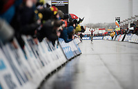 Jens Dekker (NLD is the new Junior World Champion<br /> <br /> Junior Men's race<br /> UCI 2016 cyclocross World Championships