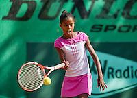 Hilversum, Netherlands, August 8, 2016, National Junior Championships, NJK, Jayden Lonwijk (NED)<br /> Photo: Tennisimages/Henk Koster