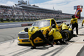 NASCAR Camping World Truck Series<br /> Overton's 150<br /> Pocono Raceway, Long Pond, PA USA<br /> Saturday 29 July 2017<br /> Cody Coughlin, JEGS Toyota Tundra<br /> World Copyright: Susan DeVault<br /> LAT Images