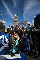 """07.03.2017 - DPAC Demonstration: """"Tory Cuts Kill"""""""