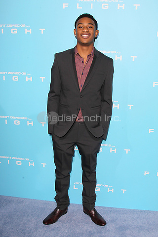 HOLLYWOOD, CA - OCTOBER 23: Justin Martin at the Los Angeles premiere of 'Flight' at ArcLight Cinemas on October 23, 2012 in Hollywood, California. ©mpi21/MediaPunch Inc.
