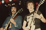 Nazareth Guitarists Manny Charlton & Billy Rankin