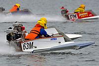 63-M, X, 17-M, 99-M   (Outboard Hydroplane)