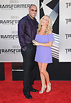 Kendra Wilkinson & Hank Baskett at The Premiere Of DreamWorks & Paramount's Transformers 2: Revenge Of The Fallen held at The Mann's Village Theatre in Westwood, California on June 22,2009                                                                     Copyright 2009 DVS / RockinExposures