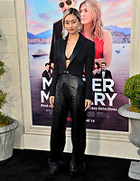 """LOS ANGELES, USA. June 11, 2019: Shioli Kutsuna at the premiere of """"Murder Mystery"""" at Regency Village Theatre, Westwood.<br /> Picture: Paul Smith/Featureflash"""