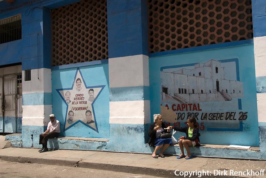 Cuba, Habana, in Vedado