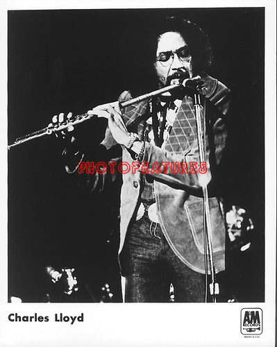 Charles Lloyd..photo from promoarchive.com/ Photofeatures....