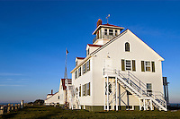 Coast Guard Station, Eastham, Cape Cod, MA, Massachusetts, USA
