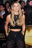 """Vogue Williams<br /> at the """"Game of Thrones Hardhome"""" gala screening, Empire, Leicester Square London<br /> <br /> <br /> ©Ash Knotek  D3098 12/03/2016"""